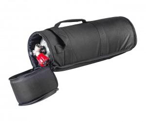 Жесткий чехол для баллона ВД 7 л, с карманом (ИГЛУ) черный