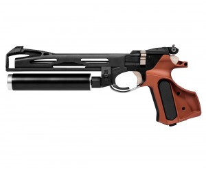 Пневматический пистолет Baikal МР-657-03 (PCP)