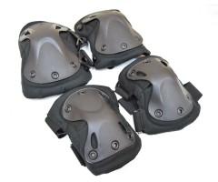 Наколенники + налокотники X-SWAT Black
