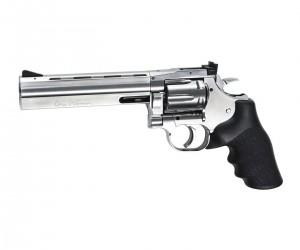 Пневматический револьвер ASG Dan Wesson 715-6 Silver