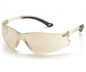 Очки стрелковые Pyramex iTEK S5880S, зеркально-серые линзы