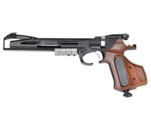Пневматический пистолет Baikal МР-657 (однозарядный)