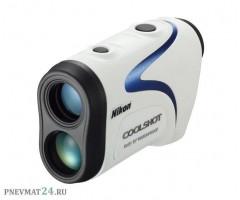 Лазерный дальномер Nikon LRF CoolShot (до 550 м, белый)