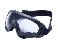 Очки защитные Daisy Tactical, 3 сменные линзы, Black (TD-RK2-BK)