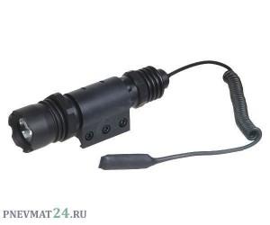 Фонарь тактический Leapers LT-ZL168, 125 люмен
