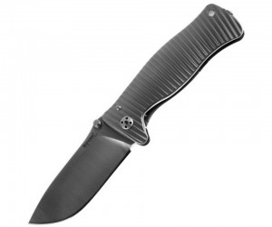 Нож складной LionSteel Titanium Gray Frame SR1 G (SR-1 TI G)