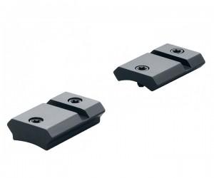 Основание (из 2-х частей) QRW Remington 700, Weaver, матовое