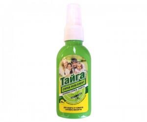 Спрей репеллентный от комаров «Тайга», 50 мл (ИН-58)