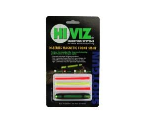 Оптоволоконная мушка HiViz Magnetic Sight M-Series M200 сверхузкая 4,2 мм - 6,7 мм