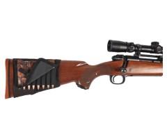 Чехол-патронташ Allen на приклад закрытый для нарезного оружия под 8 патронов, 2069