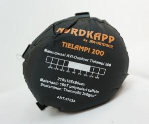 Спальный мешок AVI-Outdoor Tielampi 200 (215x80 см, -6/+12 °С)