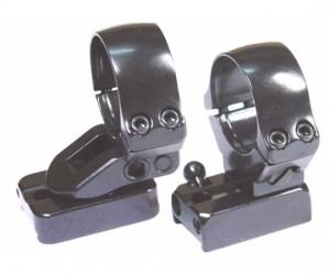Tikka T3, Sako TRG 21 поворотный кронштейн, д. 26 мм, выс. 17 мм