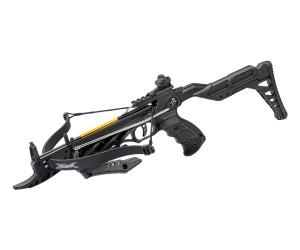 Арбалет-пистолет Man Kung MK-TCS2-BK Alligator, регул. приклад (черный)