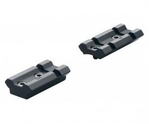 Основание (из 2-х частей) Weaver для Remington 700, черный, матовый