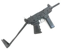Охолощенный СХП пистолет-пулемет ПП-91-СХ «Кедр» 10ТК