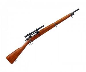 Страйкбольная винтовка G&G GM1903 A4 CO₂ (Springfield M1903) GGS-3A4-CO2-WNB-NCM