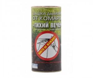 Шашка дымовая от комаров «Тихий вечер»