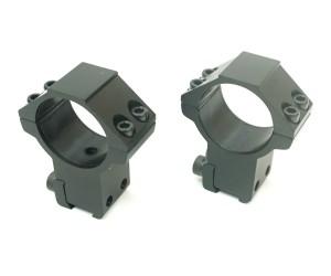 Кольца Leapers AccuShot 30 мм на планку 10-12 мм, высокие (RGPM-30H4)