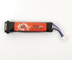 Аккумулятор Storm Power Li-Po 7.4V 550mah 20C, 74x17x11,8 мм, для AEP (SP-043)