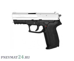 Пневматический пистолет Swiss Arms SIG SP2022 Dual tone