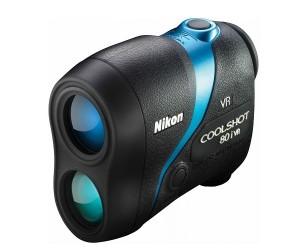 Лазерный дальномер Nikon LRF CoolShot 80i VR (до 915 м)