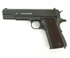 Пневматический пистолет Borner KMB76 (Colt)