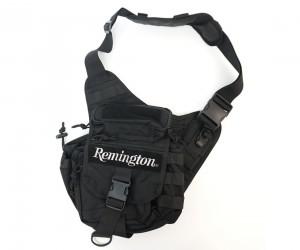 Сумка-рюкзак Remington черная, 5 л, 30x30 см (TL-7094)