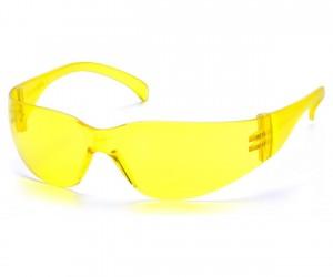 Очки стрелковые защитные Galaxy, желтые линзы (G.930)