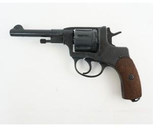 Охолощенный СХП револьвер Наган-СХ (ВПО-526) 10x24