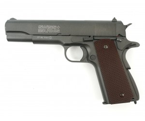 Пневматический пистолет Swiss Arms P1911 (Colt)