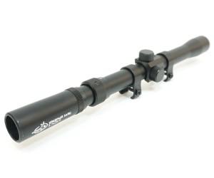 Оптический прицел Veber «Храбрый Заяц» 3-7x20 C