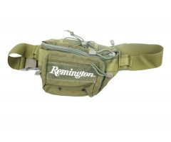 Сумка Remington поясная, зеленая, 25x18 см (TL-7051)
