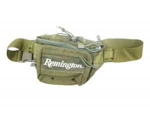 Сумка Remington поясная, зеленая, 25x18 см (TL-7051)
