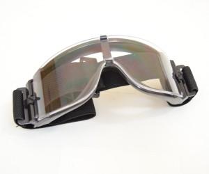 Очки защитные X800 Tactical Set, 3 сменные линзы