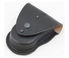 Чехол для наручников «БРС» формованный (кожа) черный