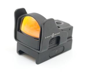 Коллиматорный прицел Sightmark Mini Shot Panorama Red Dot, панорамный, 5 ур. (SM26006)