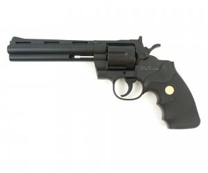 Страйкбольный револьвер Galaxy G.36 (Colt Python)