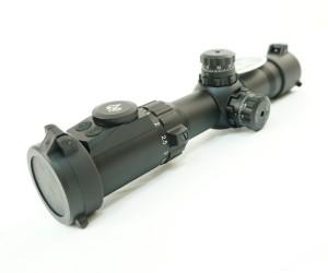 Оптический прицел Leapers Accushot Tactical 1-4.5x28 Circle Dot, 30 мм (SCP3-145IECDQ)
