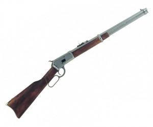 Макет винтовка Винчестер, никель (США, 1892 г.) DE-1068-G