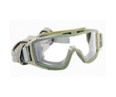 Очки защитные Daisy Tactical, 3 сменные линзы, Tan (TD-RK2-TN)