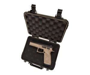 Кейс пистолетный универсальный с поролоном