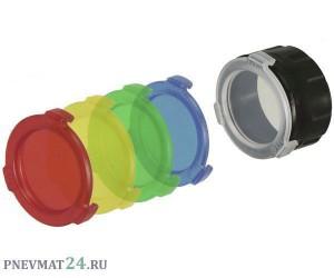 Набор светофильтров Leapers для фонарей 42 мм RB-CVF42