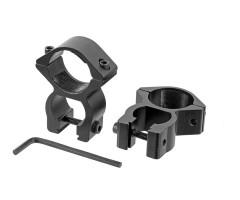 Кольца для прицела Veber 2511AH «ласточкин хвост»