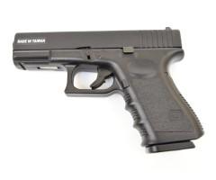 Страйкбольный пистолет KJW Glock G32C Gas, металл. затвор (KP-03-MS)