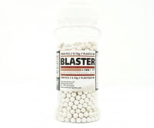 Шарики BB ASG пластиковые 4,5 мм, 0,13 г, 1000 штук