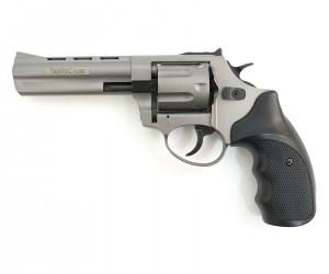 """Охолощенный СХП револьвер Taurus-СО Kurs (4,5"""") 10ТК, фумо/графит"""