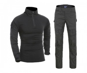 Форма комплект Combat Shirt + штаны Black