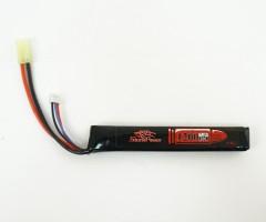 Аккумулятор Storm Power Li-Po 7.4V 1200mah 20C, 126x21x13 мм (SP-014)