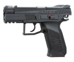 Пневматический пистолет ASG CZ 75 P-07 Duty blowback