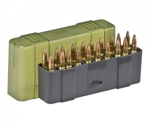 Коробка Plano для 20 патронов .30-06; 7mm Mag; .25-06Rem (123020)